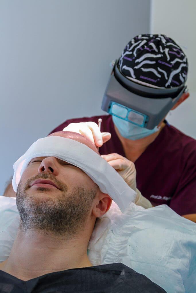 SDHI Haartransplantation